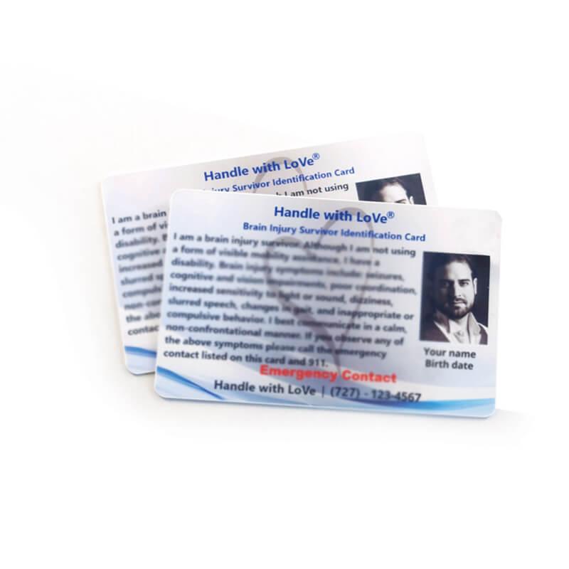 2 ID Cards