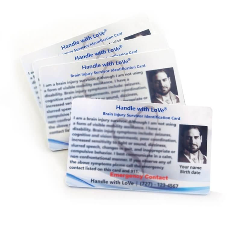 4 ID Cards